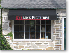 Commercial Awning Installation- Eyeline Pictures