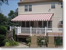 Sunrise 2000 Awning - Installed by JMT
